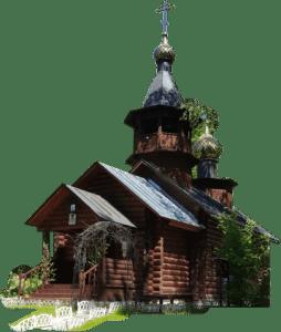 Храм прп. Серафима Вырицкого в г. Долгопрудный