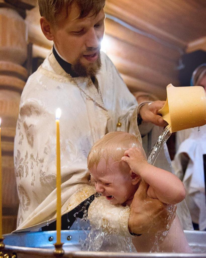 Таинство крещения, таинство венчания